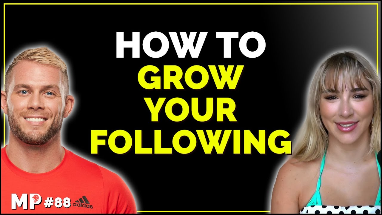 How To Grow Your Following | James Smith - MP Podcast #88