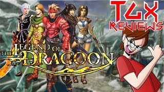 The Legend Of Dragoon Review