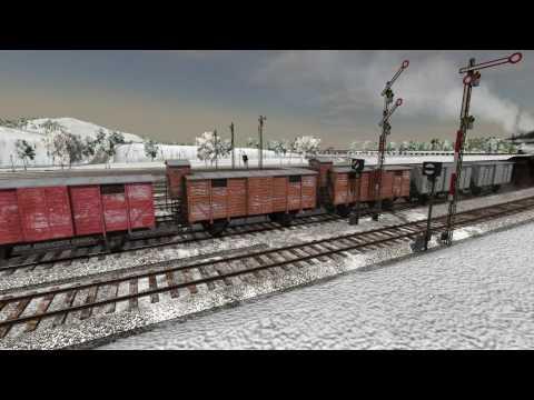 Train Fever | Personen- und Güterzüge im Jahr 1926 bei der DRG