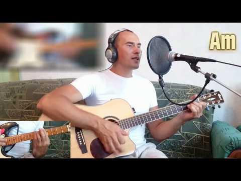 Сектор Газа - 30Лет (кавер) акустика