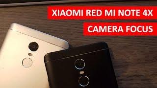 xiaomi Redmi Note 4X Camera Comparison