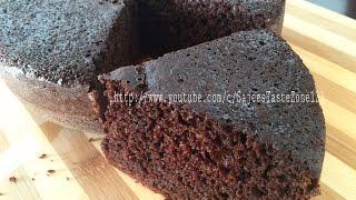 Chocolate Cake without Oven  Stove top Chocolate Cake  Chocolate Cake