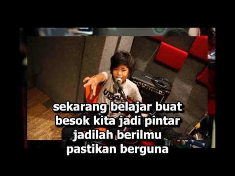 Tegar - Sekolah ( Album Tegar & Sahabat 2013 ) Lyrics