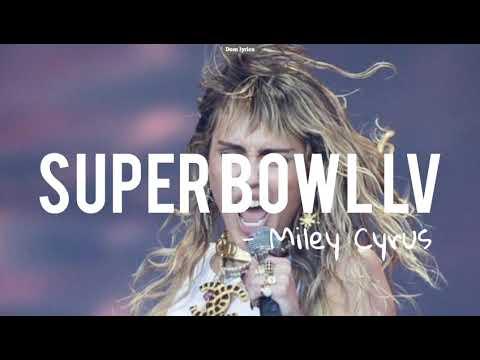 Miley Cyrus – Super Bowl LV // Audio