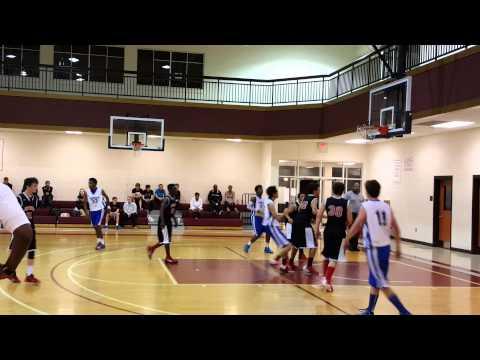 Raq's 3-pointer against the Howard School