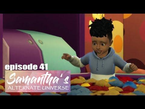 Sims 4 Sim-Self Series Ep41: Carter's Cabin Fever!