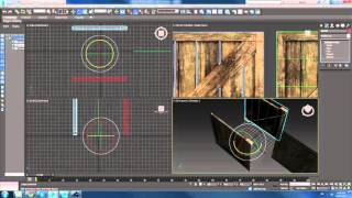 3DS Max 2016 - Crate Creation Tutorial