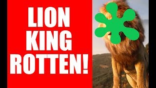 The Lion King - ONLY 58% on Rotten Tomatoes | Movie Critics Tear Disney Remake to Pieces!.mp3