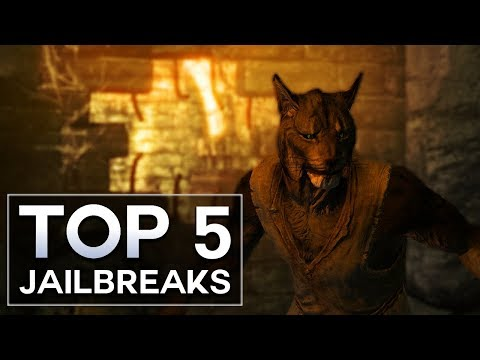 Skyrim - Top 5 Jailbreaks