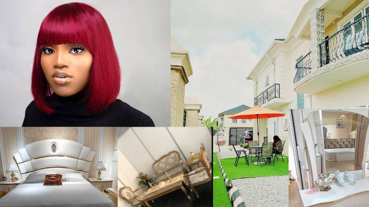 Download WATCH Bukunmi Oluwasina Show Off Her Beautiful Luxurious Home Everyone Is Talking About
