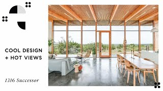 Cool design + hot views at 1316 Successor in Paleface Ranch