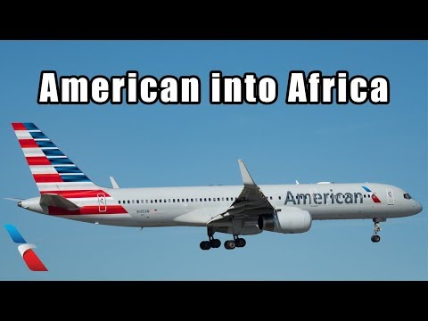 American Airlines Enters Africa