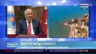 Yerel Seçim 2019 - 28 Ocak 2019 (Mersin Büyükşehir Belediye Başkanı Burhanettin Kocamaz)