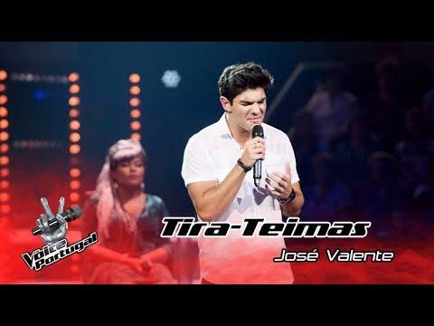 "José Valente - ""When I Was Your Man"" | Tira-Teimas | The Voice Portugal"