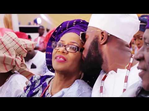 Ovation Platinum Wedding: Bamidele Ladeji and Michael Soyebo