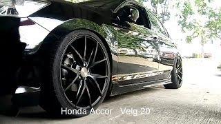 Modifikasi Honda Accord Ceper Abis