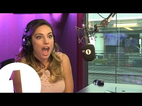 Kelly Brook tells all about Danny Cipriani and David McIntosh!