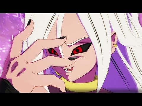I HATE ARCADE MODE! (RAGE) Majin Android 21 GAMEPLAY! Dragon Ball FighterZ Gameplay
