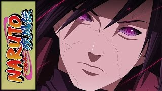 Naruto Shippuuden OP 16 Silhouette Jackie O Russian Full Version