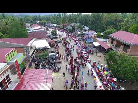 Rekor Muri, di Hari Jadi Kabupaten Sijunjung yang ke 69 th 2018