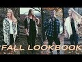 Plus Size Fall Lookbook 2017
