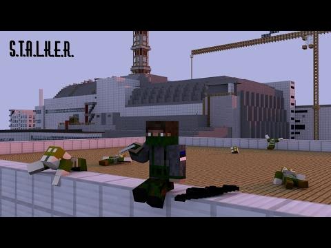 скачать клиент stalker in minecraft