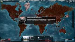 Necroa virus - 5 stars in brutal - plague inc:evolved guide