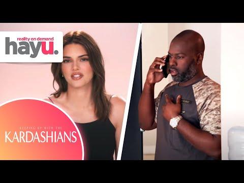 Kendall & Corey Drama Interrupts Couples Tango | Season 19 | Keeping Up With The Kardashians