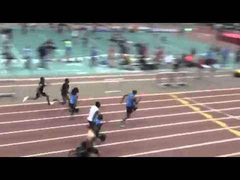 Asafa Powell - Houston Indoor 2016