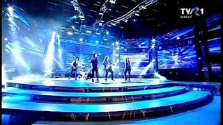Laurentiu Cazan - We Can Change the World - Eurovision 2011 (National Final Romania) - Bernice
