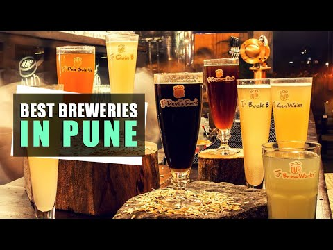 Best Breweries In Pune Where You Should Head To, NOW! | Pune Best Breweries