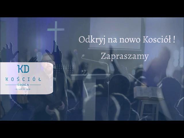 Zaproszenie do Kościoła DROGA w Inowrocławiu