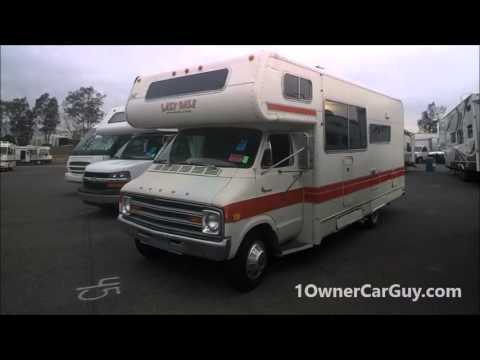 Recreational Vehicle Auction Wholesale Camper RV Equipment Sale Video