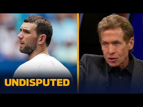 Skip Bayless believes that Indianapolis Colts QB Andrew Luck has not met expectations | UNDISPUTED