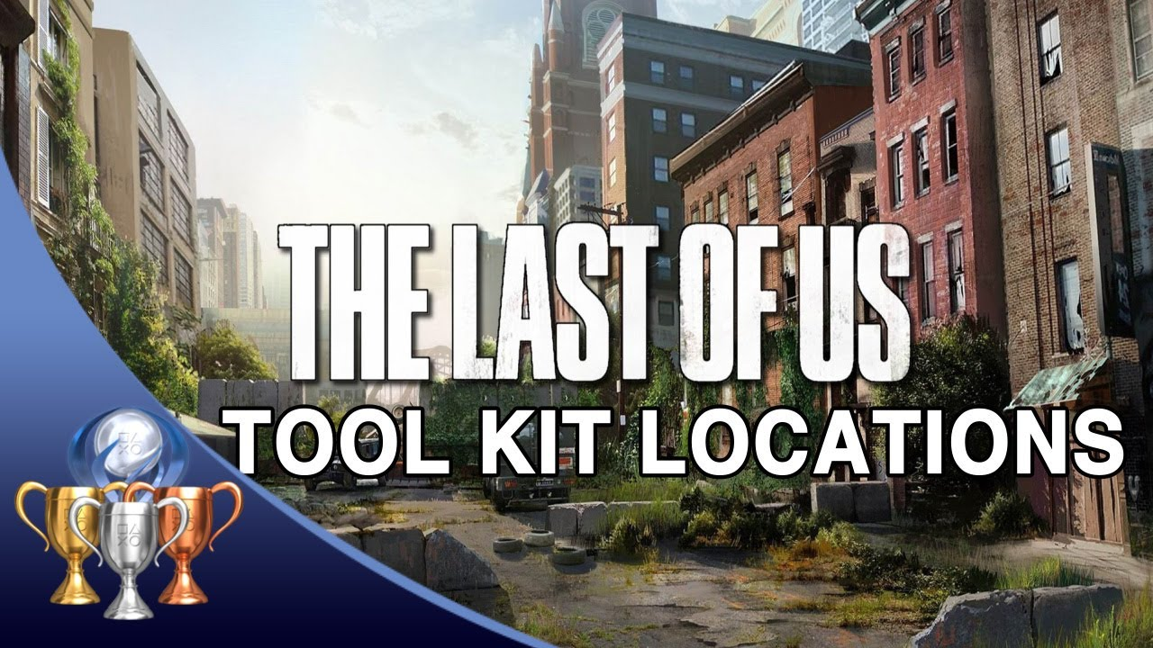 The Last Of Us Remastered Ps4 Trophy Guide Road Map - Last-of-us-dlc-maps