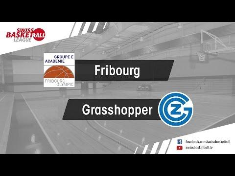 BM_D10: Fribourg U23 vs Zürich