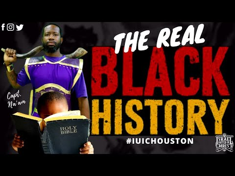 #IUIC | The Real Black History