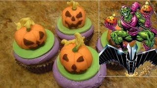 The Amazing Spiderman 2 Part 3: Green Goblin's Pumpkin Bomb Cupcakes