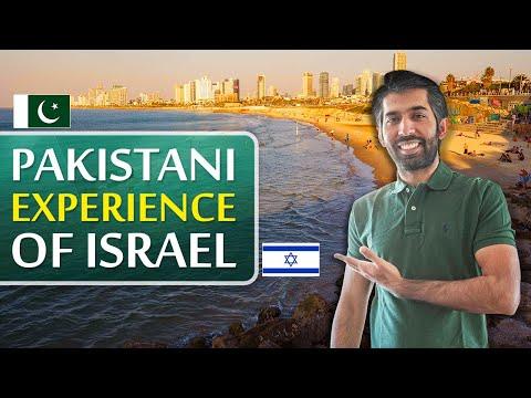 Pakistani Experience Of Israel | Jerusalem And Tel Aviv