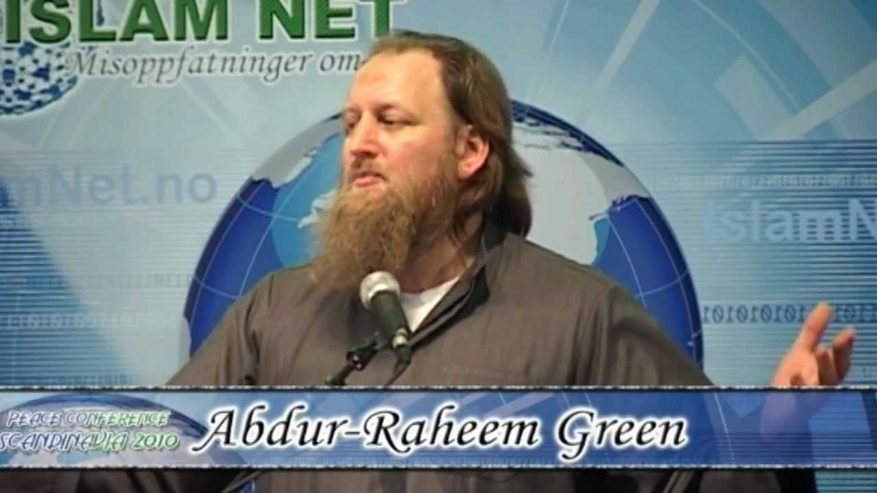 Can we ever earn Paradise? - Q&A - Abdur-Raheem Green
