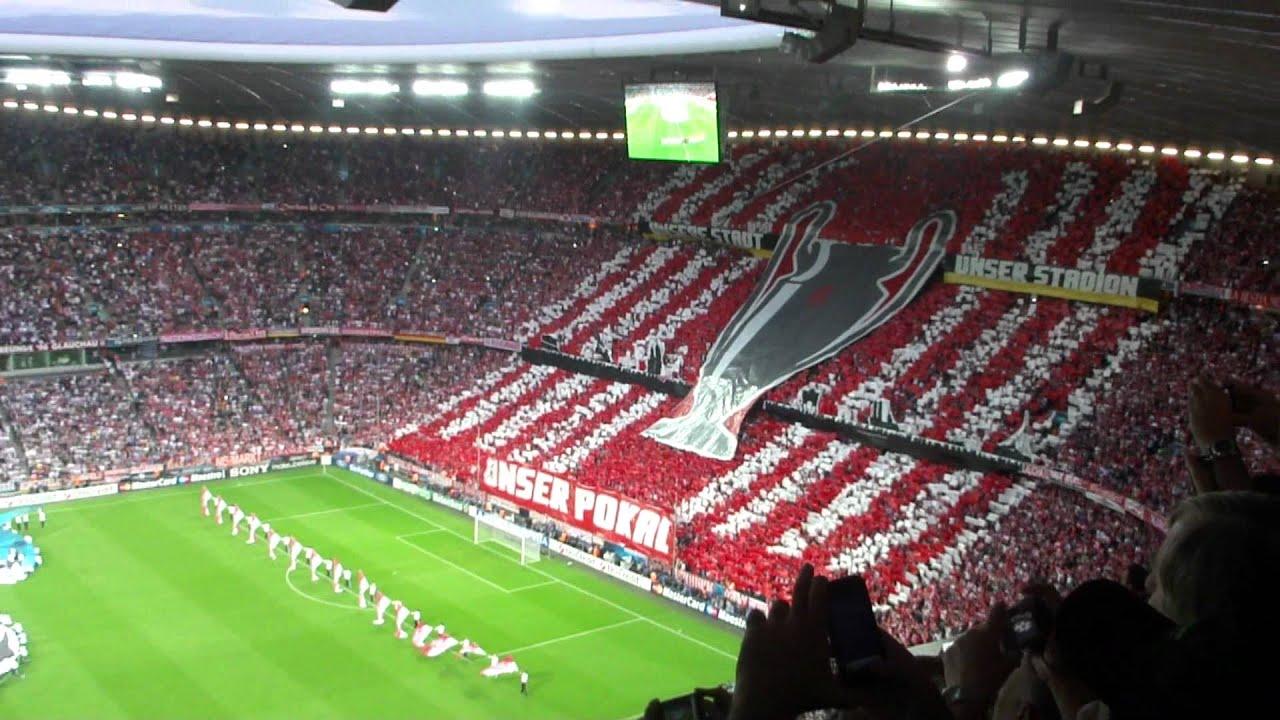 Emirates Wallpaper Hd Fc Bayern Vs Chelsea Tifo Cl Final 2012 Hd Youtube