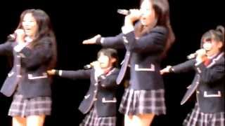 香川発アイドル きみともキャンディ 2011/12/04 宇多津町 ユープラザう...