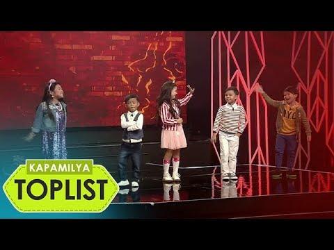 Kapamilya Toplist: 12 amazing 'sample' performances of Just Kids League in The Kids Choice
