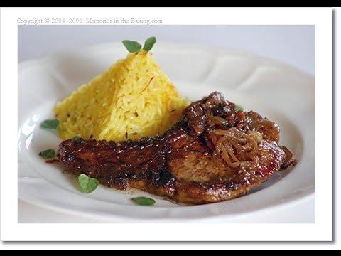 Arroz con maiz y chuleta de cerdo youtube - Arroz con verduras y costillas ...