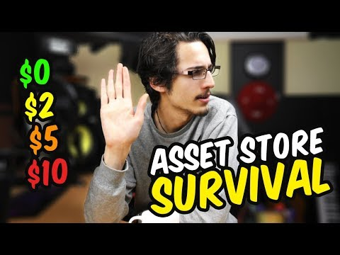 Survive the Asset Store