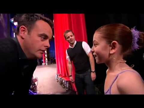 Hollie Steel, la niña que sorprendió a todos (Britain's Got Talent 25-04-09) Videos De Viajes