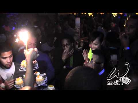 RaRa The Party Starter - Celebration Of Life Movie Only On W.A.S.T.E TV