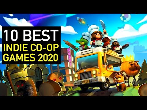 The Top 10 BEST Indie Co-op Games in Early 2020