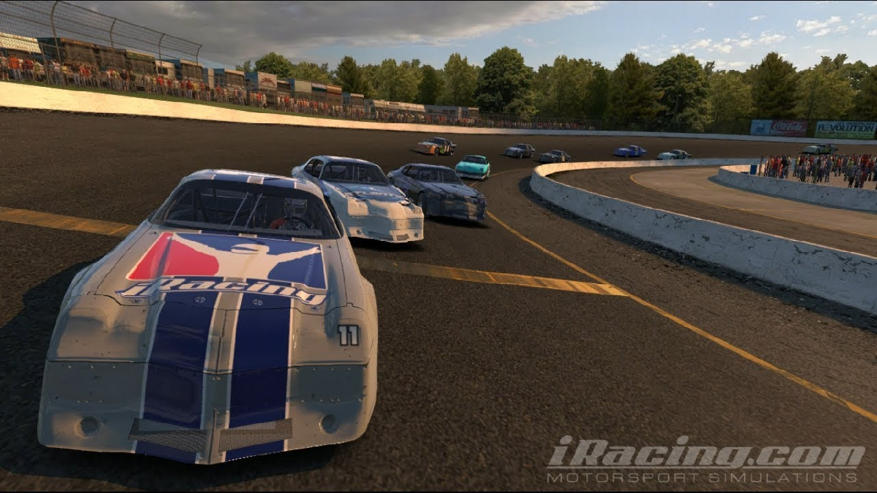 IRacing Online Street Stock Race At Concord Motorsport Park Class C