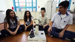 Bioprótese Robótica - Mecatrônica